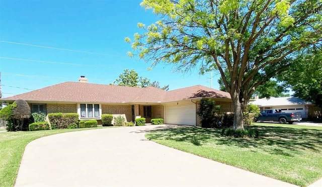 4816 Royal Oak Street, Wichita Falls, TX 76308 (MLS #160243) :: Bishop Realtor Group