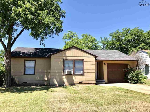 2220 Alice Avenue, Wichita Falls, TX 76301 (MLS #160244) :: Bishop Realtor Group