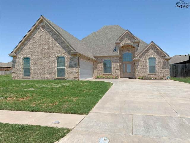 1708 Shoal Creek Drive, Wichita Falls, TX 76310 (MLS #160246) :: Bishop Realtor Group