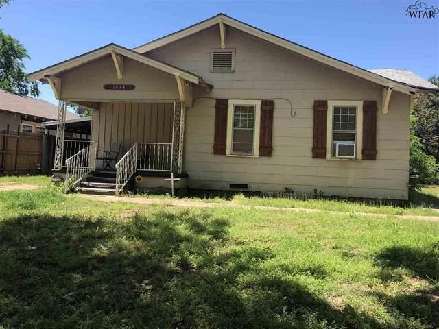 1624 Britain Street, Wichita Falls, TX 76309 (MLS #160253) :: Bishop Realtor Group