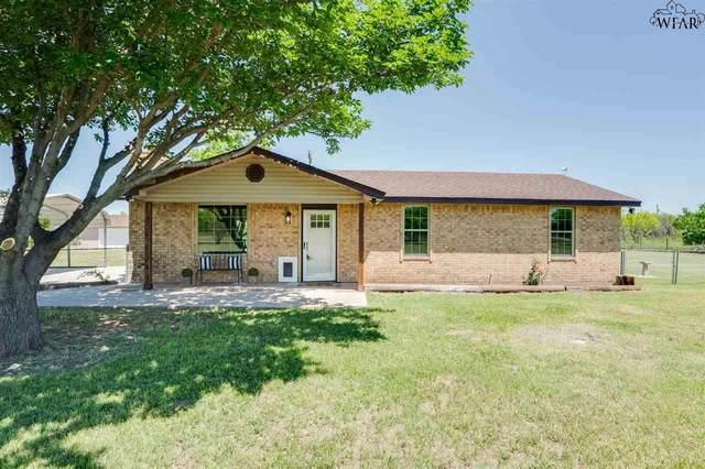 1035 Little Lease Road, Holliday, TX 76366 (MLS #160259) :: WichitaFallsHomeFinder.com