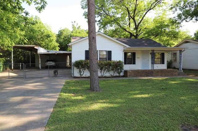 1413 35TH STREET, Wichita Falls, TX 76302 (MLS #160276) :: WichitaFallsHomeFinder.com