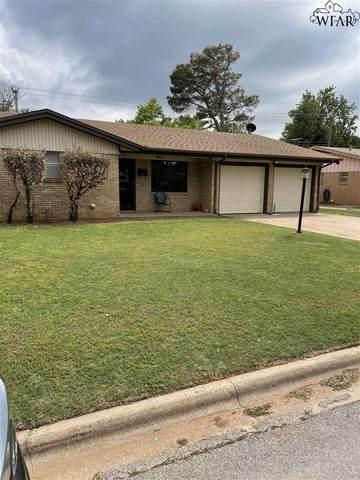 116 Highland Drive, Burkburnett, TX 76354 (MLS #160278) :: WichitaFallsHomeFinder.com