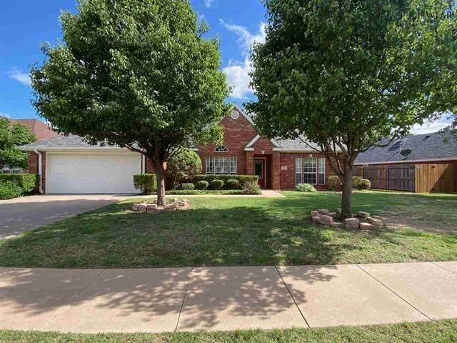 1725 Rockridge Street, Wichita Falls, TX 76310 (MLS #160287) :: Bishop Realtor Group