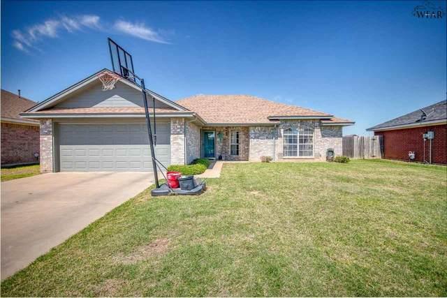 5429 Carlson Street, Wichita Falls, TX 76302 (MLS #160306) :: WichitaFallsHomeFinder.com