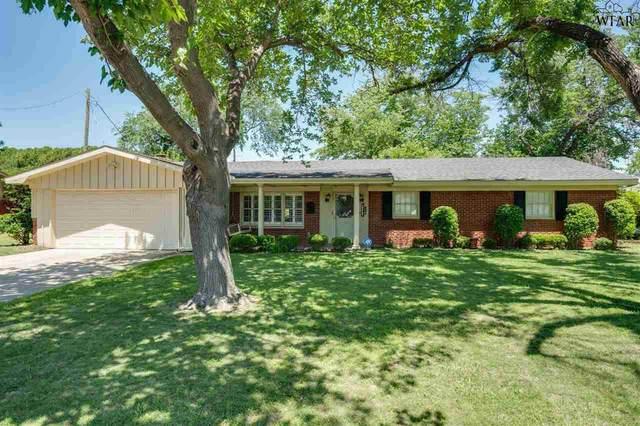 2704 Devon Road, Wichita Falls, TX 76308 (MLS #160308) :: WichitaFallsHomeFinder.com
