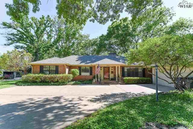 2421 Fain Street, Wichita Falls, TX 76308 (MLS #160329) :: WichitaFallsHomeFinder.com