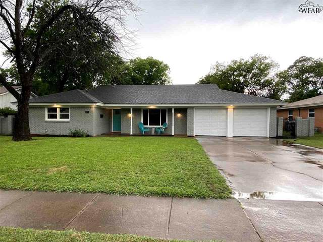 2826 Barrywood Drive, Wichita Falls, TX 76309 (MLS #160330) :: WichitaFallsHomeFinder.com