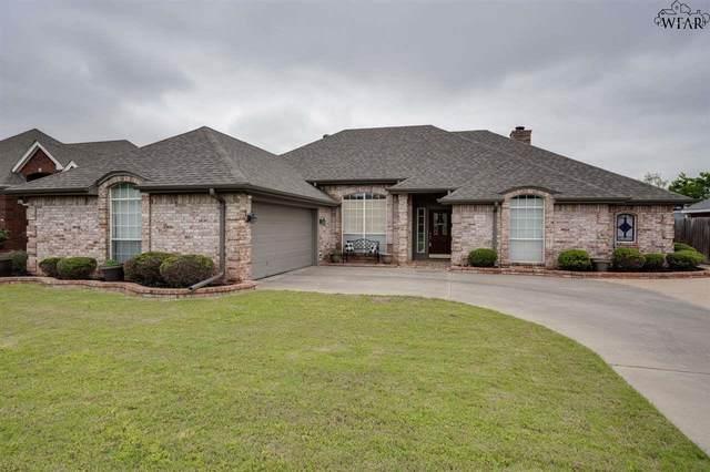 4829 Tortuga Trail, Wichita Falls, TX 76309 (MLS #160332) :: WichitaFallsHomeFinder.com