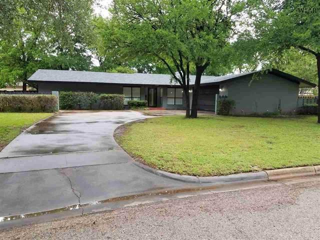 4408 Montego Drive, Wichita Falls, TX 76310 (MLS #160339) :: WichitaFallsHomeFinder.com