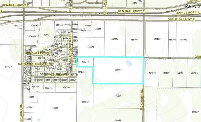 26.82 Acres Mckinney Road, Wichita Falls, TX 76301 (MLS #160342) :: WichitaFallsHomeFinder.com