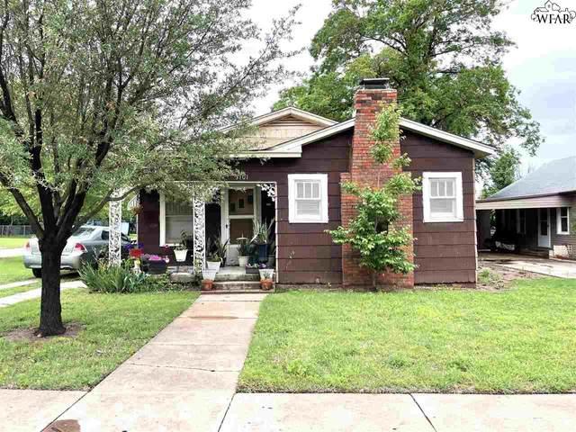 3101 Avenue Q, Wichita Falls, TX 76309 (MLS #160349) :: WichitaFallsHomeFinder.com