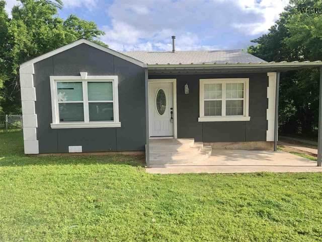 1621 Osage Avenue, Wichita Falls, TX 76301 (MLS #160365) :: WichitaFallsHomeFinder.com