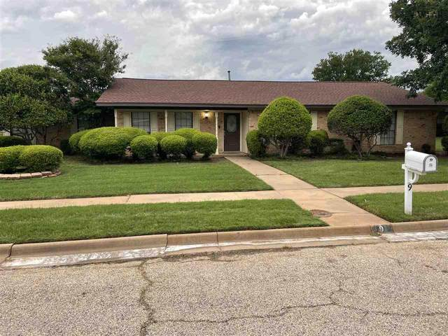 9 Ramona Court, Wichita Falls, TX 76310 (MLS #160417) :: Bishop Realtor Group