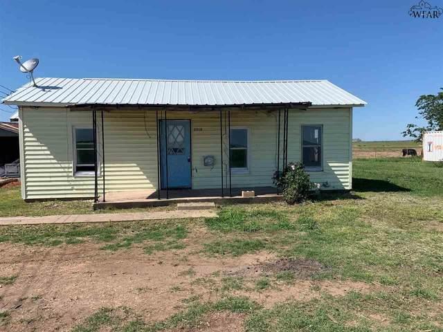 2515 East Road, Wichita Falls, TX 76354 (MLS #160418) :: WichitaFallsHomeFinder.com