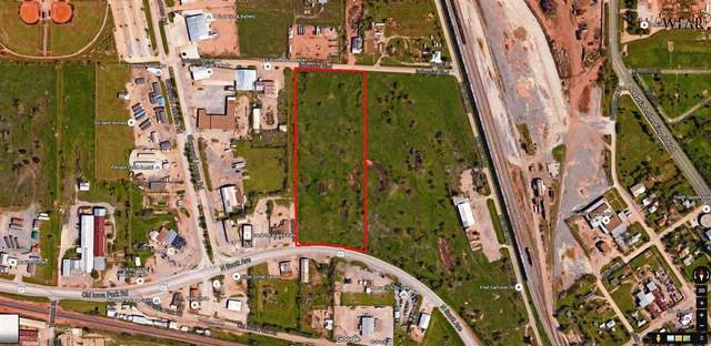 1219 Industrial Boulevard, Wichita Falls, TX 76305 (MLS #160419) :: Bishop Realtor Group