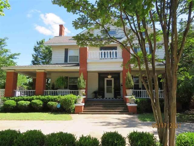 2501 9TH STREET, Wichita Falls, TX 76301 (MLS #160464) :: WichitaFallsHomeFinder.com