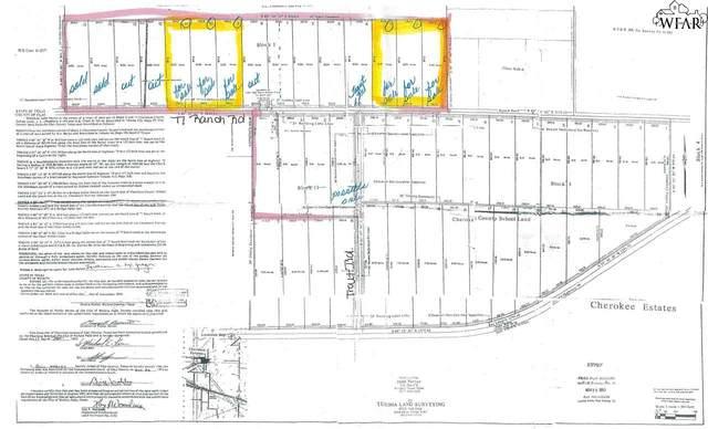 Lot 10 77 RANCH ROAD, Wichita Falls, TX 76301 (MLS #160482) :: Bishop Realtor Group
