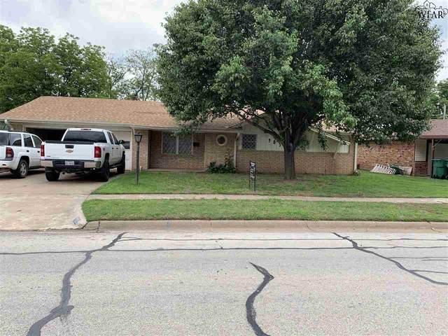 903 Preston Road, Burkburnett, TX 76354 (MLS #160489) :: WichitaFallsHomeFinder.com