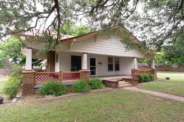 804 W Wichita Street, Henrietta, TX 76365 (MLS #160501) :: Bishop Realtor Group