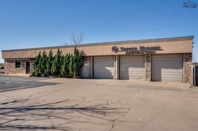 1912 Loop 11, Wichita Falls, TX 76306 (MLS #160534) :: Bishop Realtor Group