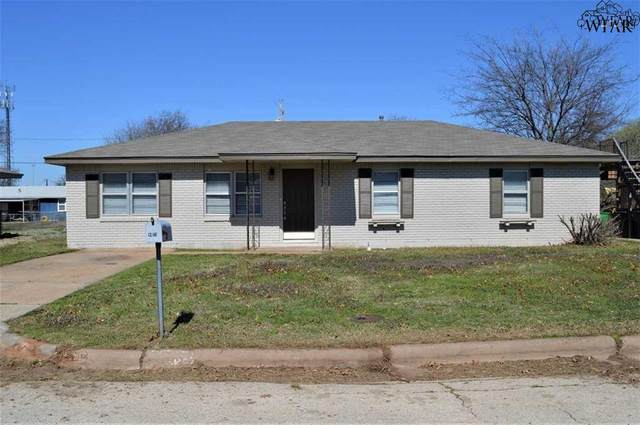1218 Santa Barbara Drive, Wichita Falls, TX 76302 (MLS #160552) :: WichitaFallsHomeFinder.com