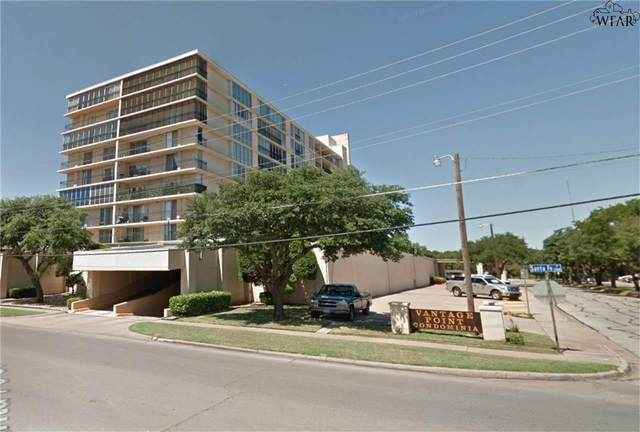 2100 Santa Fe Street, Wichita Falls, TX 76309 (MLS #160558) :: WichitaFallsHomeFinder.com