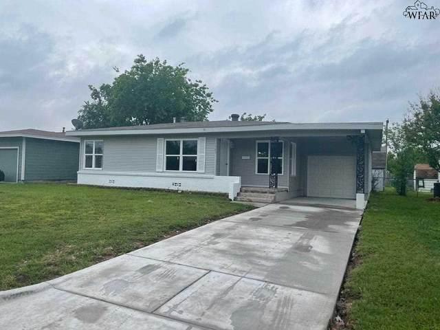 1525 Hursh Avenue, Wichita Falls, TX 76302 (MLS #160561) :: Bishop Realtor Group