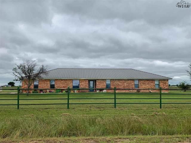 259 Scheffe Road, Windthorst, TX 76389 (MLS #160593) :: Bishop Realtor Group