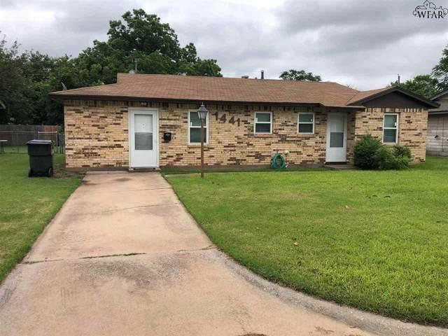 1441 Tanbark Road, Wichita Falls, TX 76306 (MLS #160599) :: WichitaFallsHomeFinder.com