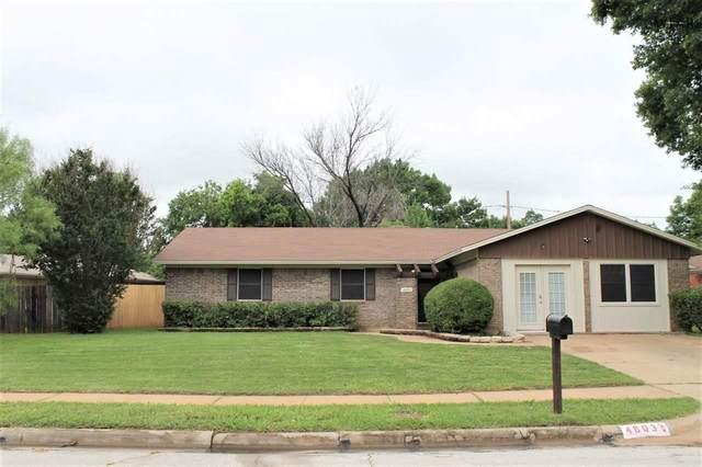 4803 Big Bend Drive, Wichita Falls, TX 76310 (MLS #160601) :: WichitaFallsHomeFinder.com