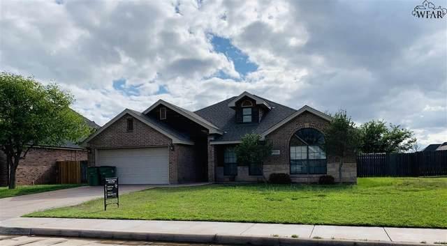 1104 Heritage Road, Burkburnett, TX 76354 (MLS #160602) :: WichitaFallsHomeFinder.com