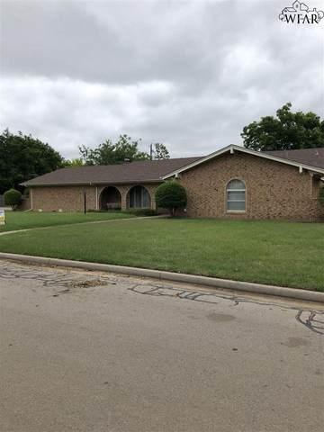 935 Kiowa Drive, Burkburnett, TX 76354 (MLS #160603) :: Bishop Realtor Group