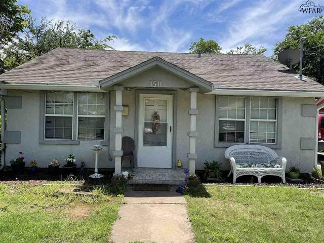 1511 22ND STREET, Wichita Falls, TX 76301 (MLS #160661) :: WichitaFallsHomeFinder.com
