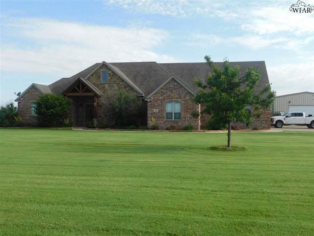 942 Thrift Road, Burkburnett, TX 76354 (MLS #160675) :: WichitaFallsHomeFinder.com