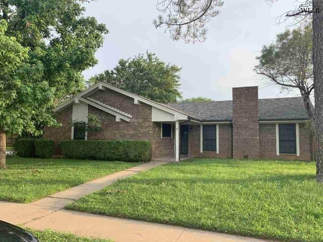 7 Chadwick Court, Wichita Falls, TX 76310 (MLS #160679) :: WichitaFallsHomeFinder.com