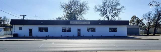 2101 Buchanan Street, Wichita Falls, TX 76309 (MLS #160686) :: Bishop Realtor Group