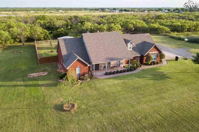 5337 E Fm 367, Wichita Falls, TX 76305 (MLS #160694) :: Bishop Realtor Group