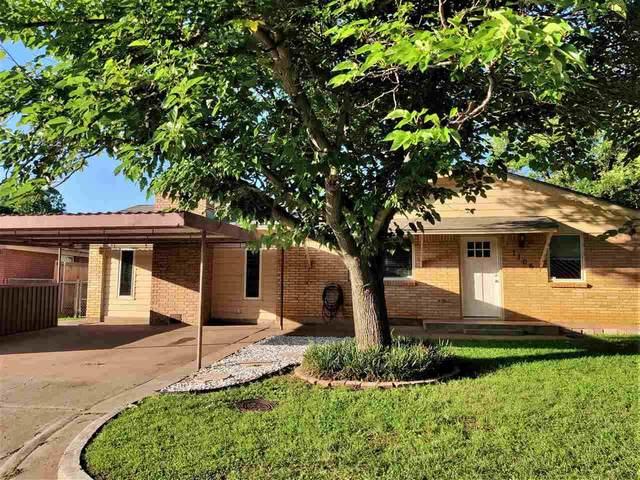 1106 W Louisa Avenue, Iowa Park, TX 76367 (MLS #160698) :: Bishop Realtor Group