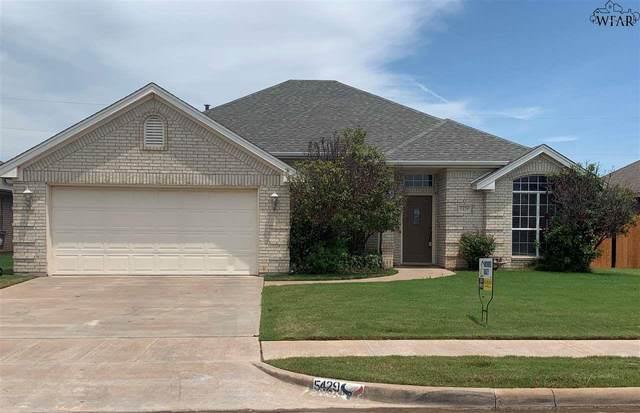 5429 Flo Drive, Wichita Falls, TX 76302 (MLS #160706) :: Bishop Realtor Group