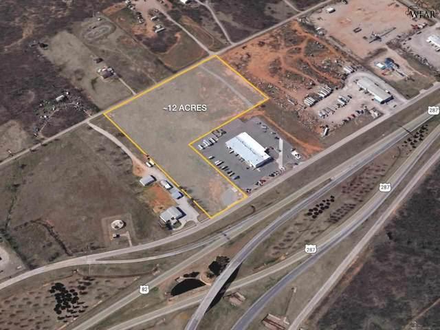 2401 E Central Freeway, Wichita Falls, TX 76308 (MLS #160708) :: Bishop Realtor Group