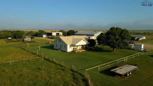 TBD S Fm 368, Holliday, TX 76366 (MLS #160728) :: Bishop Realtor Group