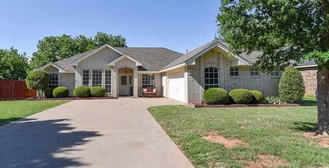 1724 Rockridge Drive, Wichita Falls, TX 76310 (MLS #160733) :: Bishop Realtor Group