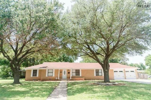 4430 Westward Drive, Wichita Falls, TX 76308 (MLS #160738) :: WichitaFallsHomeFinder.com