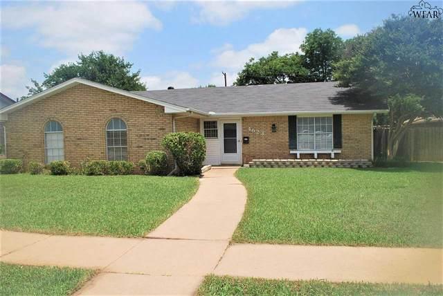 4623 El Capitan Drive, Wichita Falls, TX 76310 (MLS #160740) :: WichitaFallsHomeFinder.com