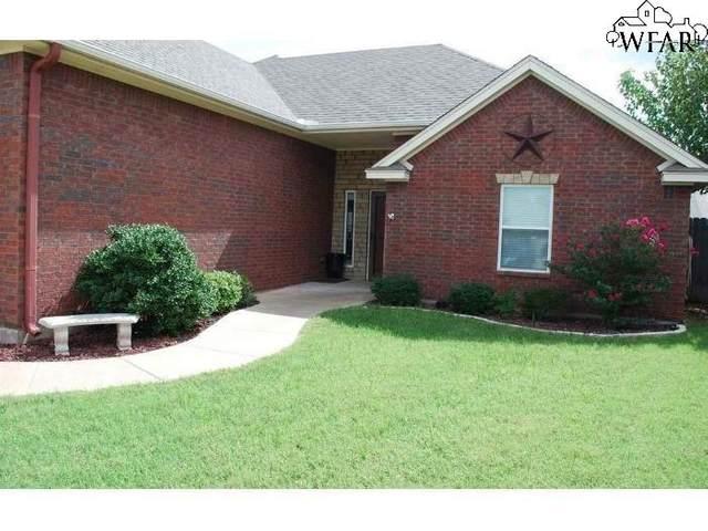 6 Freedom Circle, Wichita Falls, TX 76306 (MLS #160741) :: Bishop Realtor Group