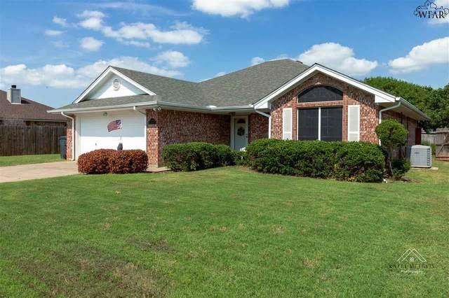 5405 Long Leaf Drive, Wichita Falls, TX 76310 (MLS #160750) :: Bishop Realtor Group