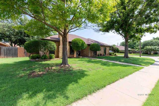 5300 Long Leaf Drive, Wichita Falls, TX 76310 (MLS #160751) :: WichitaFallsHomeFinder.com