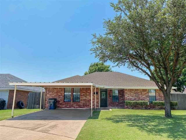 10 Johnathan Place, Wichita Falls, TX 76310 (MLS #160757) :: Bishop Realtor Group