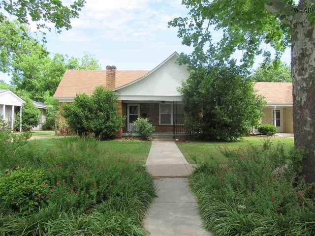 1662 Ardath Avenue, Wichita Falls, TX 76301 (MLS #160764) :: Bishop Realtor Group
